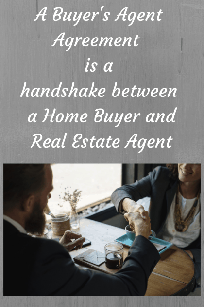 A Buyer S Agent Agreement